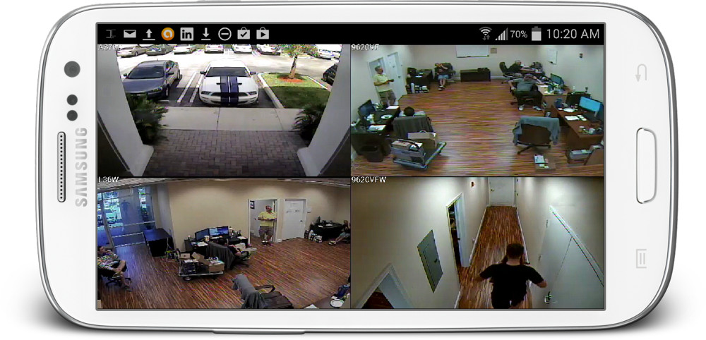 Android-Mobile-Surveillance-Camera-App