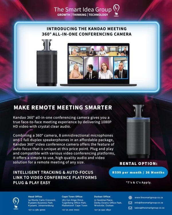 kandao-meeting-camera